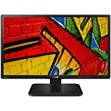 LG 24MB56HQ-B 60,45 cm (23,8 Zoll) LED-Monitor (HDMI, VGA, 5 ms Reaktionszeit)