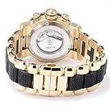 Invicta Men's 12496 Analog Swiss Gold-tone Valjoux 7750 Automatic Watch