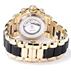 Mens Invicta 12496 Reserve Specialty Capsule Gold-tone Valjoux 7750 Automatic...