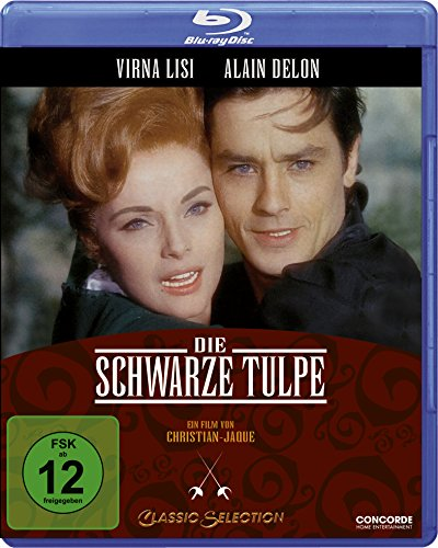 Die schwarze Tulpe [Blu-ray]