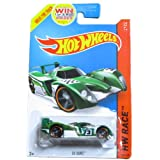 Mattel Hot Wheels Hw Race 2014 Track Aces - 164/250 - 24 Ours (Green)