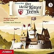 Der kleine Ritter Trenk 3: Diebesjagd / Gauklerspiele | Kirsten Boie