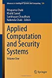 img - for Applied Computation and Security Systems: Volume One (Advances in Intelligent Systems and Computing) book / textbook / text book