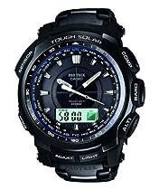 Casio - Protrek - PRW5100YT-1 Atomic/Solar watch with Titanium Bracelet