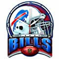 NFL Buffalo Bills High Definition Clock