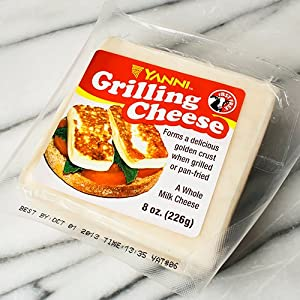Grilling Cheese by Yanni (8 ounce)