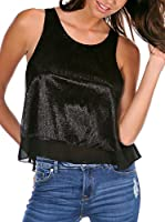 FRENCH CODE Top Tanya (Negro)