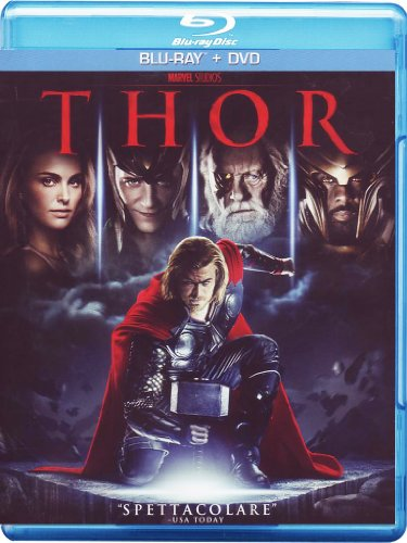 Thor (+DVD) [Blu-ray] [IT Import]