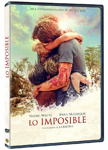 Lo Imposible [DVD]