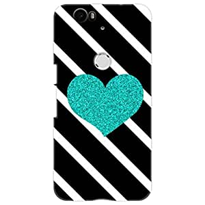 a AND b Designer Printed Mobile Back Cover / Back Case For Huawei Nexus 6P (Nexus_6P_3D_1395)