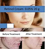20 grams 0.05% RETINOL VITAMIN A CREAM Retin ol Acne Ageing Wrinkles