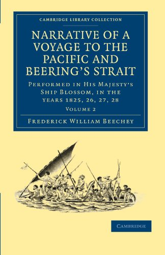 Narrative of a Voyage to the Pacific and Beering's Strait: To Co-operate with the Polar Expeditions: Performed in His Ma