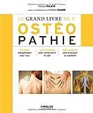 vignette de 'Le grand livre de l'ostéopathie (Pascal Pilate)'