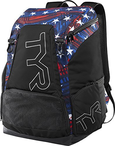 Zaino Alliance 45L backpack TYR (navy/red)