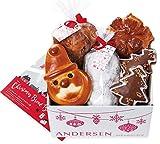 【クリスマスギフト】クリスマスのパン箱
