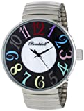 Bombshell Women's BS1066SB Hannah Intriguing Black Dial Expansion Watch
