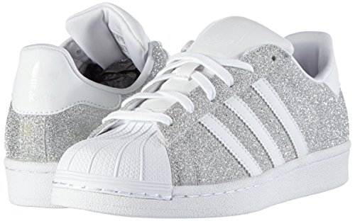 adidas damen superstar sneakers silber for women schuhe. Black Bedroom Furniture Sets. Home Design Ideas