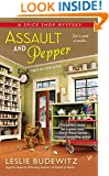 Assault and Pepper (Spice Shop Mysteries)