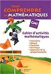 Cahier d'activit�s math�matiques CM1