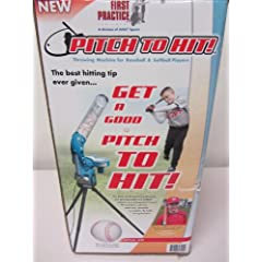 Buy JUGS First Practice PITCH TO HIT Throwing Machine by Jugs