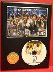 One Direction Rare Limited Edition Picture Disc CD Rare Collectible Music Memorabilia ***FREE USA PRIORITY SHIPPING*** from Gold Record Outlet