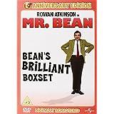 Mr Bean: Series 1, Volumes 1-4 (Digitally Remastered 20th Anniversary Edition) [DVD]by Rowan Atkinson