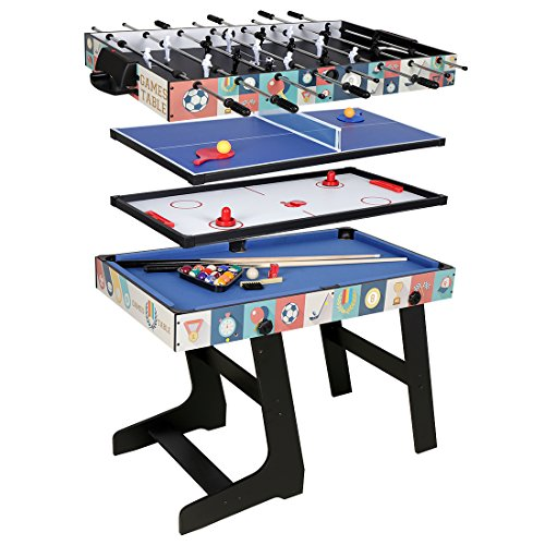 4ft-4-in-1-multi-sports-game-table-table-football-pool-table-table-tennis-tablespeed-hockey
