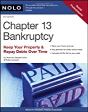 Chapter 13 Bankruptcy Keep Your Property & Repay Debts by Elias