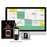 HUNT Wisconsin by onXmaps – Public/Private Land Ownership 24k Topo Maps for Garmin GPS Units (microSD/SD Card)