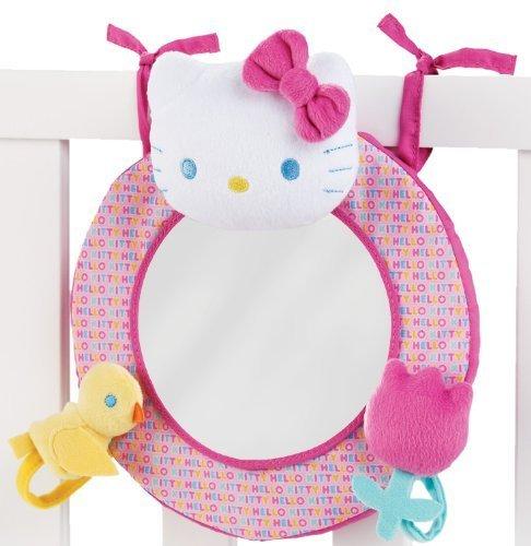 Hello Kitty Baby Crib front-1074796