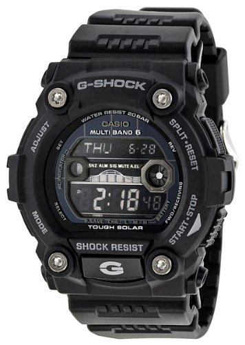 4dff2ad73be7 Casio Men s GW7900B-1 G-Shock Solar Atomic Black Digital Sport Watch  Overviews.