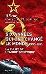 SIX ANN�ES QUI ONT CHANG� LE MONDE (1...