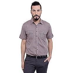FBBIC Men's Pleasing Cotton Shirt