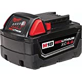 Milwaukee 48-11-1840 M18 REDLITHIUM XC 4.0 Extended Capacity Battery Pack