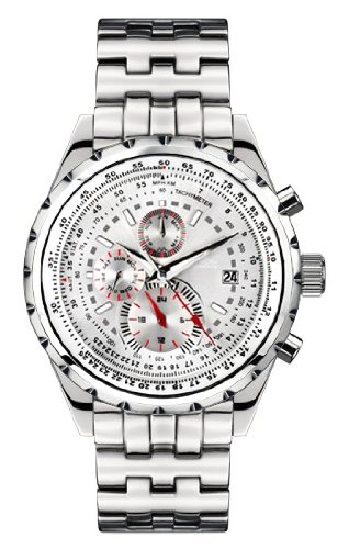 Richtenburg Montre Homme Stahlfighter argent R10900