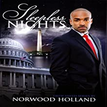 Sleepless Nights: The Drew Smith Series (       UNABRIDGED) by Norwood Holland Narrated by Zack Imbrogno