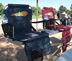 SEASON SPECIAL NEW & IMPROVED- OASIS 1700 HOT ROD Sport Seat w  I PAD HOLDER... by Oasis