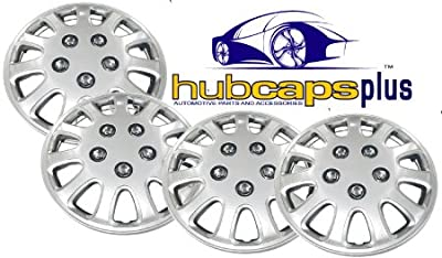 Set of Four Replica 1993 - 1997 14 inch Toyota Corolla Hubcaps - Wheel Covers