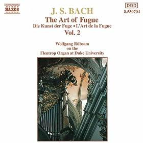 Bach, J.S.: Kunst Der Fuge (Die) (The Art Of Fugue), Vol. 2