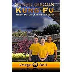 Wushu Shaolin Kung Fu : Orange Belt