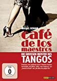 DVD Cover 'Café de los maestros - Die großen Meister des Tango