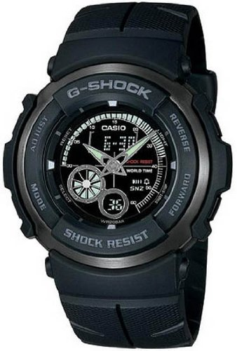 Casio Men's G-Shock Watch G301B-1A
