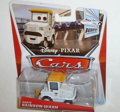 2013 Disney Pixar Cars Krate Rainson-Wash - Airport Adventure - 1