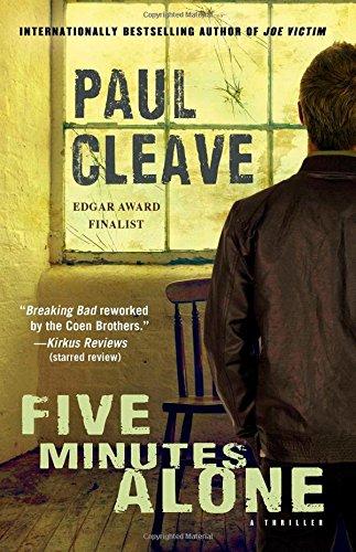Five Minutes Alone: A Thriller (Christchurch Noir Crime Series) front-909116