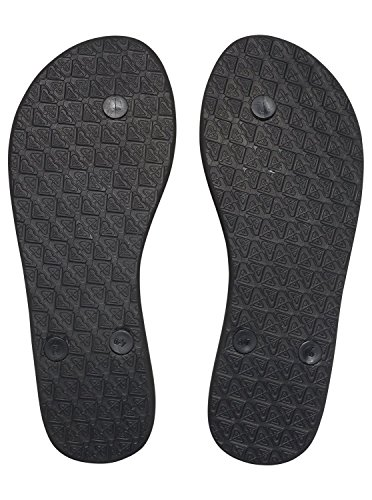 Roxy Women's Bermuda Sandal Flip Flop Flip Flop, Black Wash, 8 M US