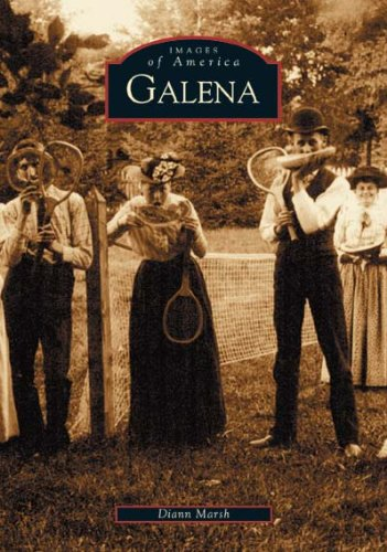 Galena (IL) (Images of America)