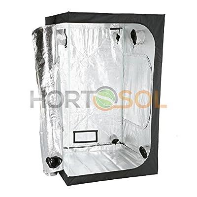 HORTOSOL Grow Tent 120x120x200 cm