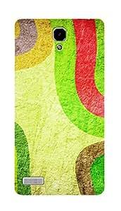 SWAG my CASE PRINTED BACK COVER FOR XIAOMI REDMI NOTE PRIME Multicolor