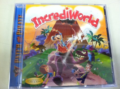 0909175 Incrediworld (Patch the Pirate), Ron Hamilton