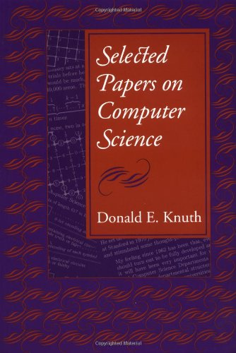Selected Papers on Computer Science (Center for the Study of Language and Information - Lecture Notes)